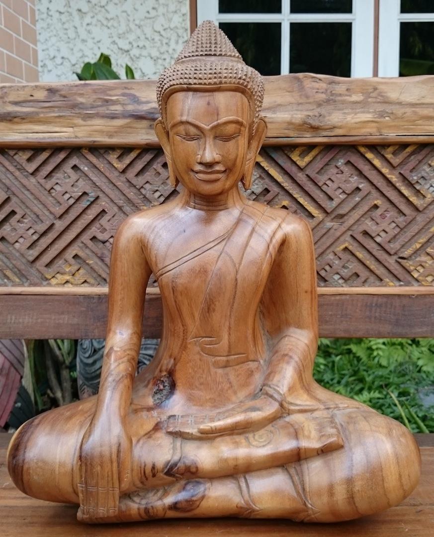 Large Buddha Khmer Style