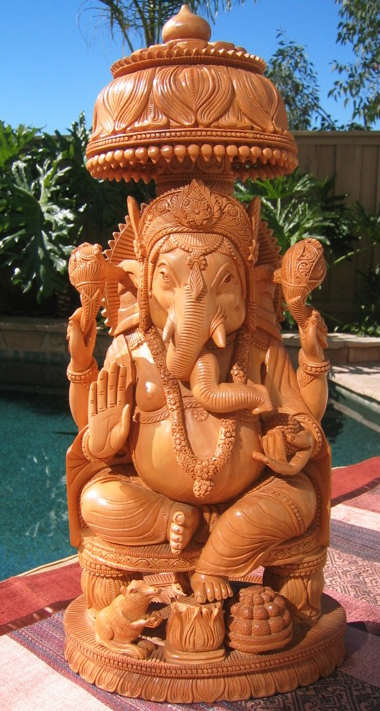 Indian Ganesha