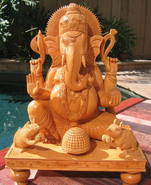 Ganesha from India