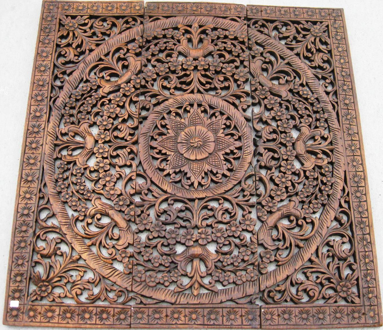 Ft mahogany teak panel